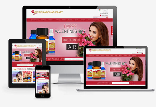 Volusion Mobile Ready/Responsive Custom Design